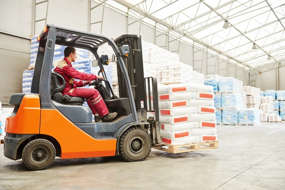 Associated classes, Forklift Licence