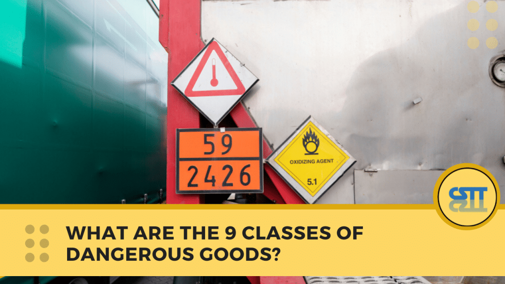 Important Facts About Dangerous Goods Transport NSW