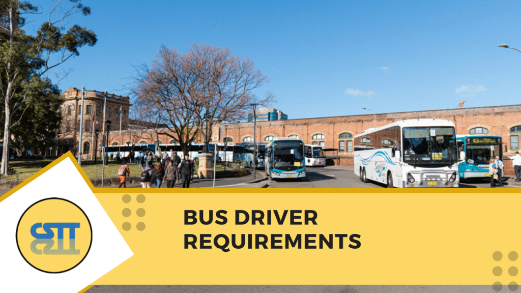 Bus Driver Authority - Chris Shilling Transport Training
