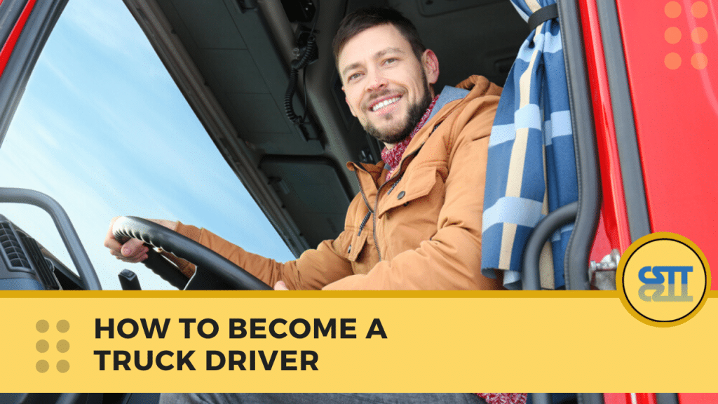 Truck Driving Training in NSW