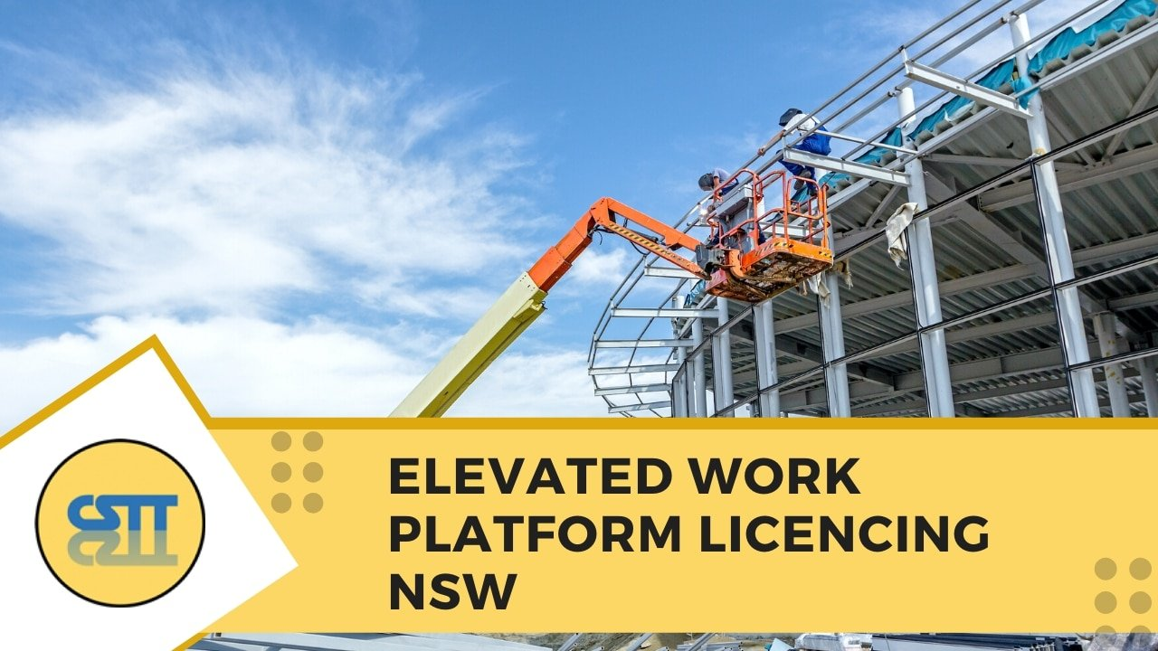 elevated work platform licencing in nsw
