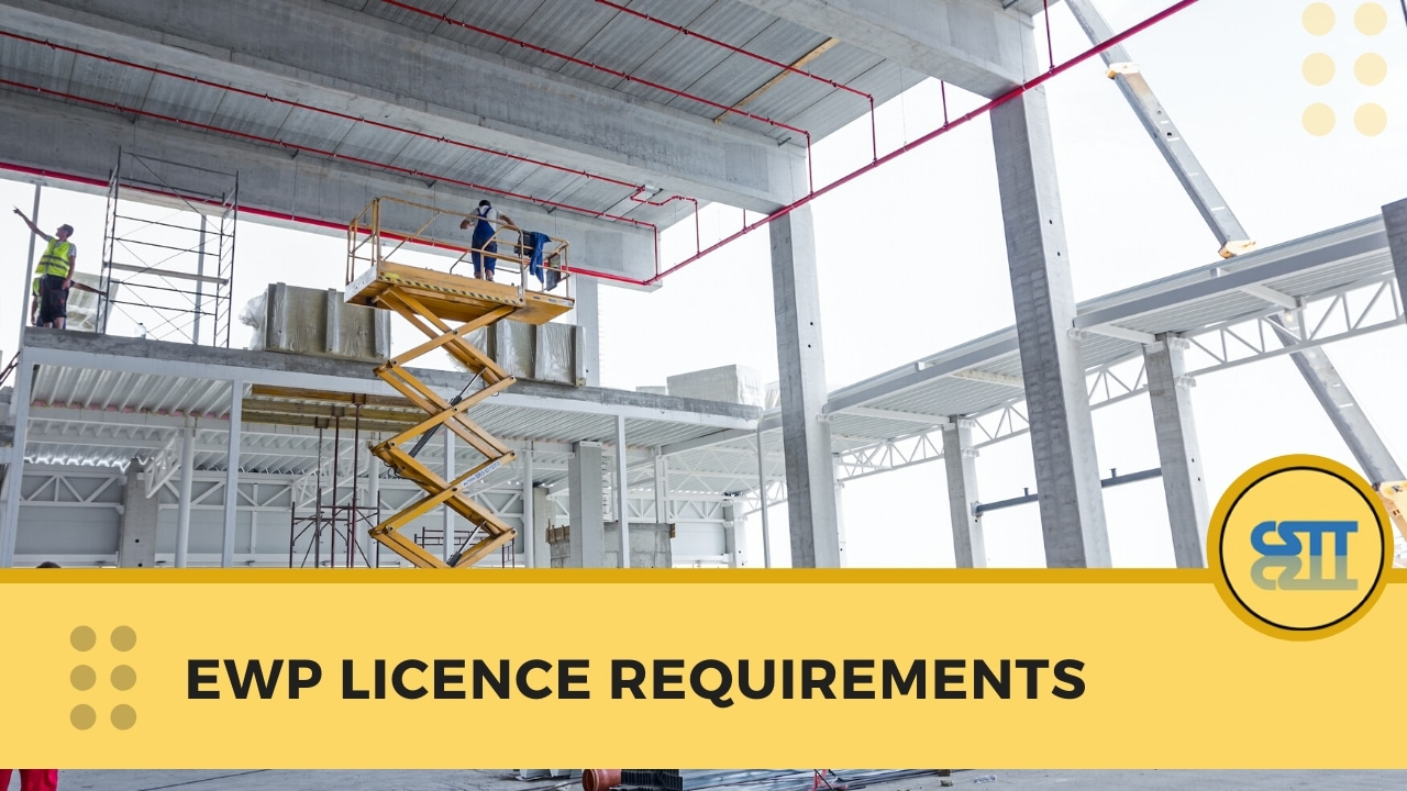 ewp licence requirement