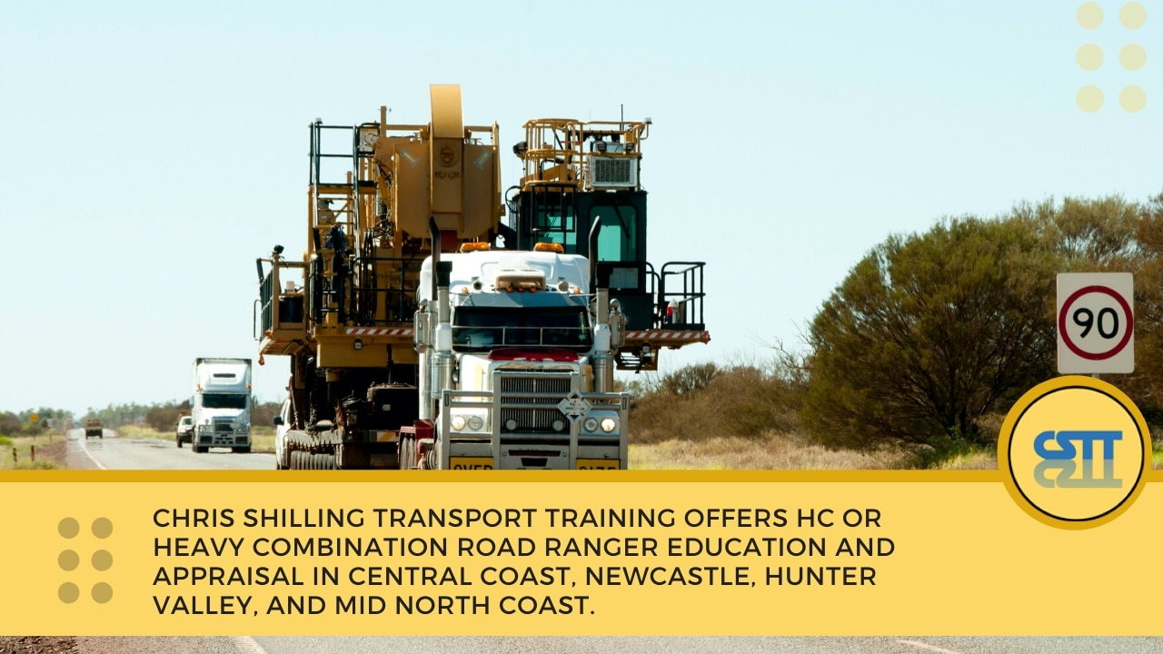 heavy truck driver school nsw