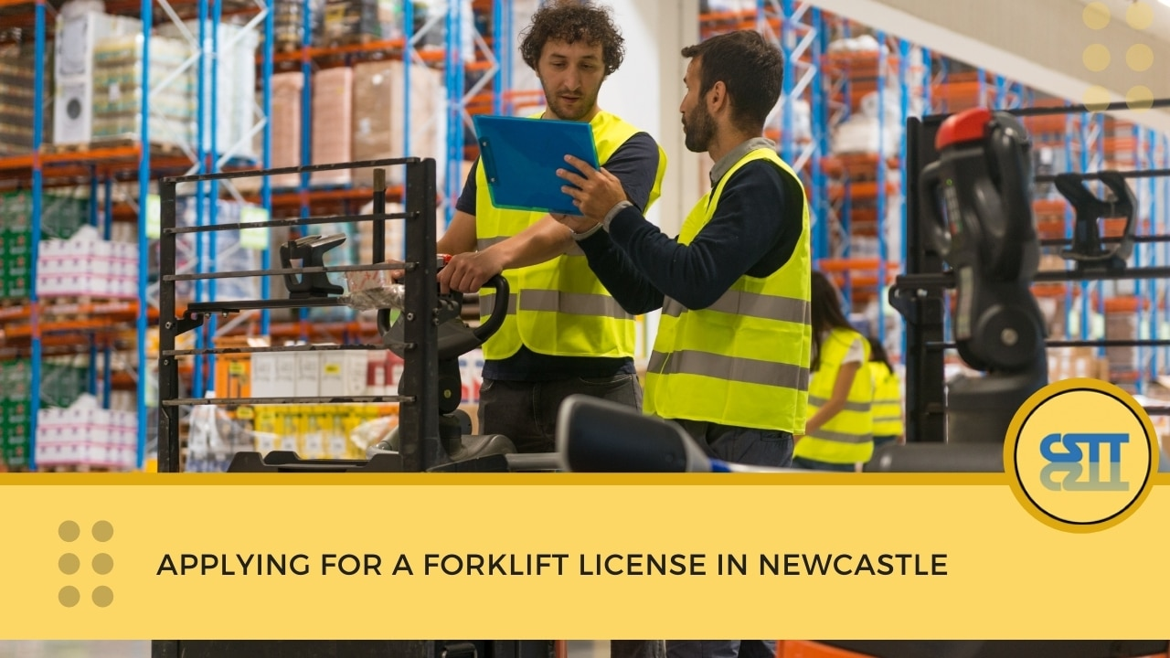 Applying for a Forklift License in Newcastle