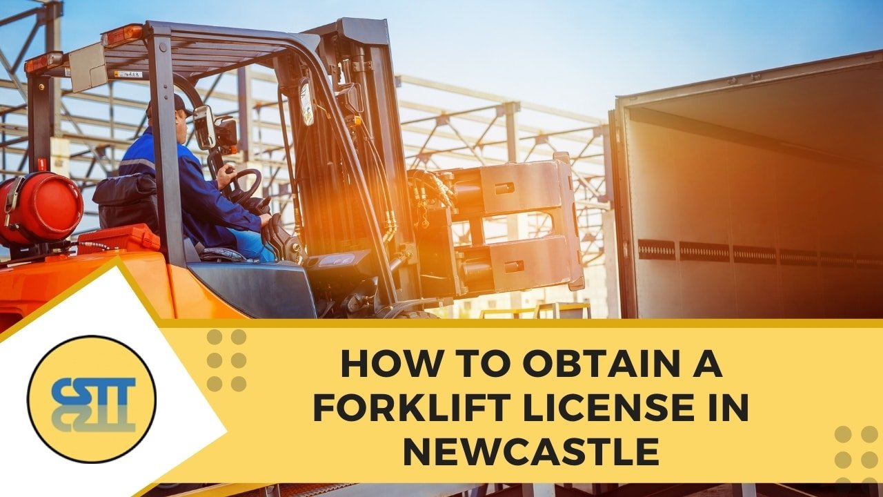 How to Obtain a Forklift License in Newcastle