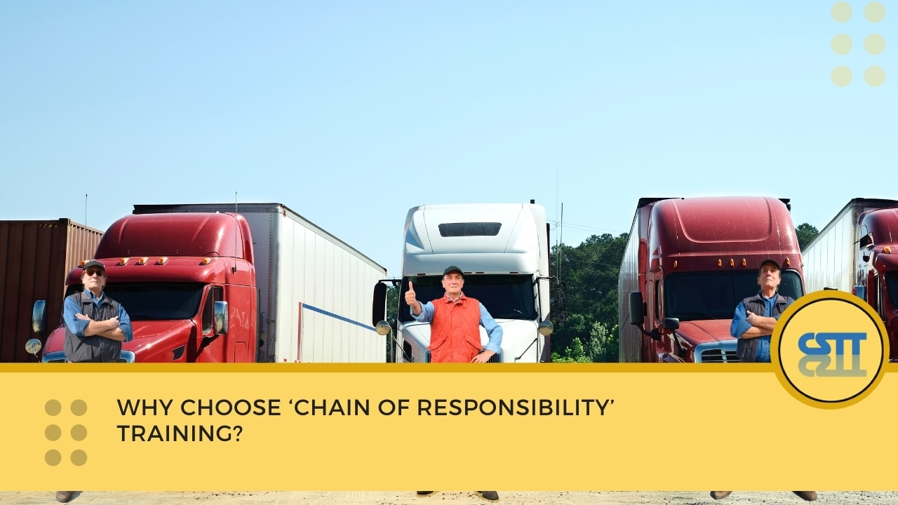 Why choose 'Chain of Responsibility' Training?